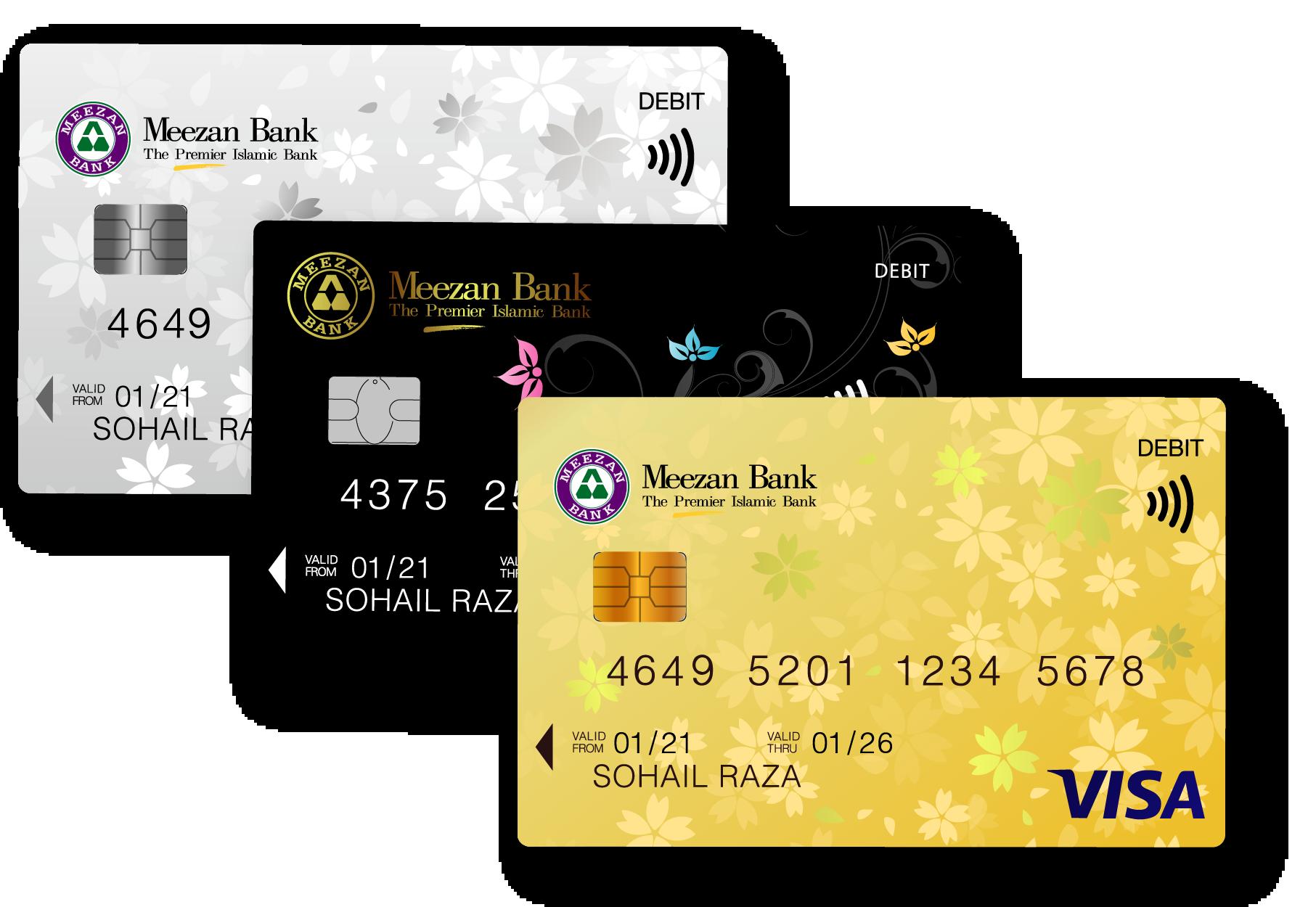 Ways to Bank | Meezan Bank