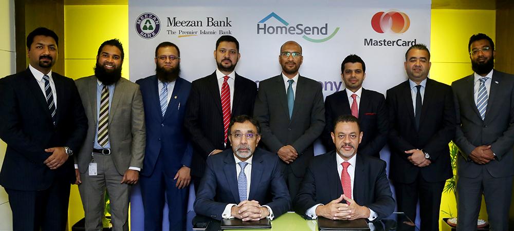 Meezan Bank - Homesend